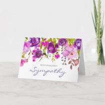 Sympathy Cards: Heartfelt Sympathy Card