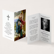 Sympathy Holy Cards | In Time of Loss