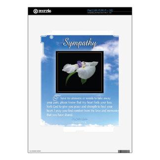 sympathy.jpg skin for the iPad 2