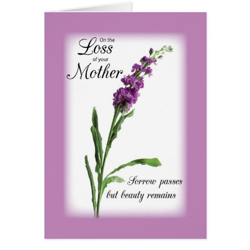 Loss Of Mother Quotes. QuotesGram