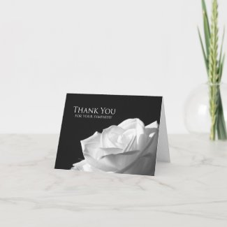 Sample Funeral Thank You Notes Writing And Wording Tips