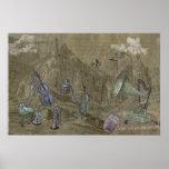 Symphonic Mountains Print