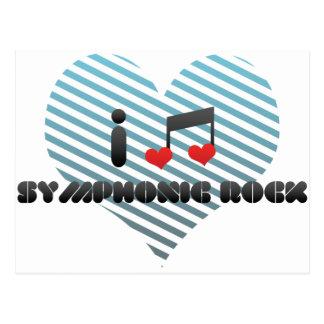 Symphonic Rock Post Card