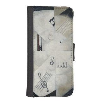 Symphony, 1915 iPhone SE/5/5s wallet case