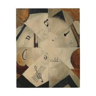 Symphony, 1915 wood canvases