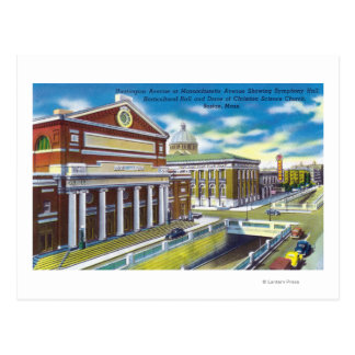 Symphony, Horticultural Hall Post Cards