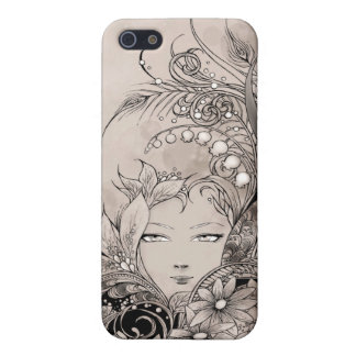 Symphony in Grey iPhone 4 Case