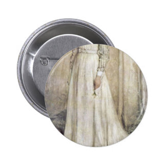 Symphony No 1 In Wiess Girls In White By James Abb Pinback Buttons