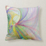 Symphony of Color Accent Pillow