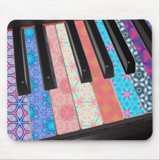 Symphony of Color Mouse Pad