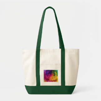 Symphony of colors drip paint art by healing love bags