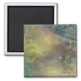 Symphony of Stars 2 Inch Square Magnet