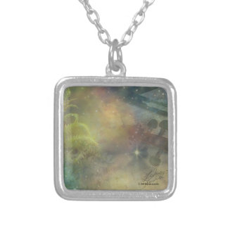 Symphony of Stars Silver Plated Necklace
