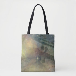 Symphony of Stars Tote Bag