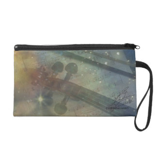 Symphony of Stars Wristlet Clutches