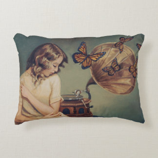 Symphony of Wings Pillow