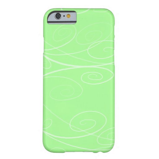 Symphony Swirl Barely There iPhone 6 Case