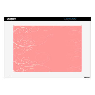 """Symphony Swirl Decal For 15"""" Laptop"""