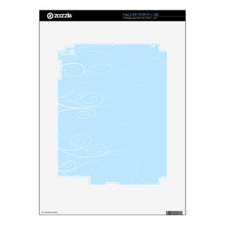 Symphony Swirl iPad 2 Decals