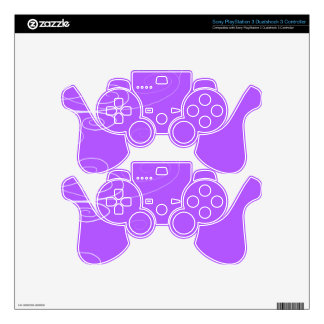 Symphony Swirl PS3 Controller Decal