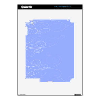 Symphony Swirl Skins For The iPad 2