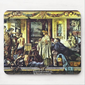 Symposium Of Plato Ii By Feuerbach Anselm Mousepads