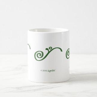 SymTell Green Fulfilled Symbol Mug