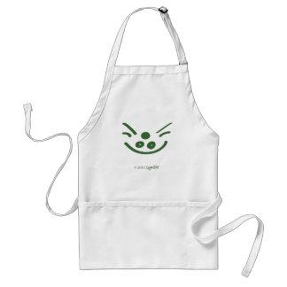SymTell Green Greedy Symbol Aprons