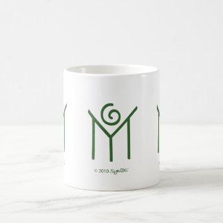 SymTell Green Humble Symbol Coffee Mug