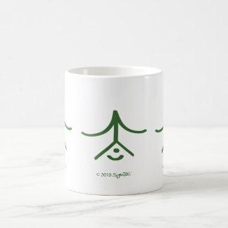 SymTell Green Protective Symbol Mugs