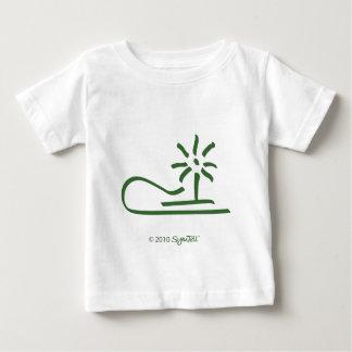 SymTell Green Resentful Symbol Baby T-Shirt