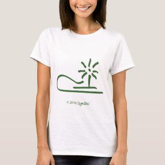 SymTell Green Resentful Symbol T-Shirt