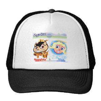 SymTell Mini Dancer Combo Mesh Hat