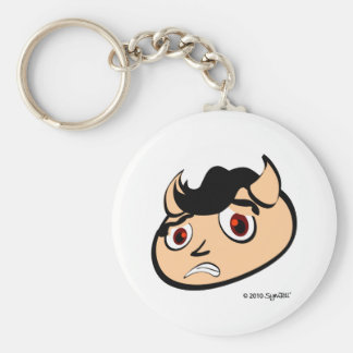 SymTell Naughty Dancer Loser Head Keychain