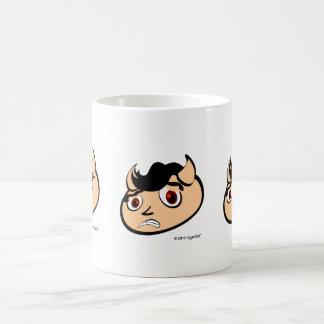 SymTell Naughty Dancer Loser Head Coffee Mug