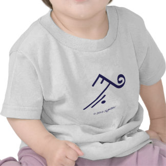 SymTell Purple Accepting Symbol Babies' T-Shirt