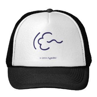 SymTell Purple Flexible Symbol Hat