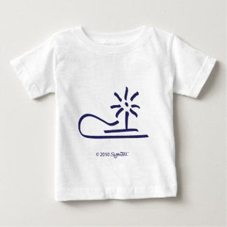 SymTell Purple Resentful Symbol Baby T-Shirt