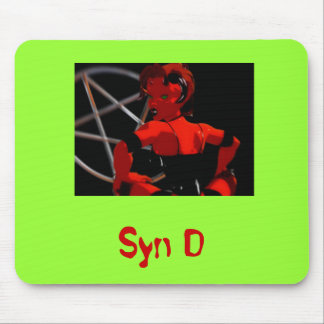 Syn D Mouse Pad