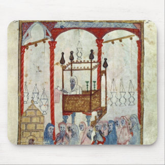 Synagogue, c.1350, Northern Spain Mouse Pad