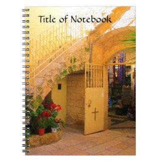 Synagogue Church Notebook
