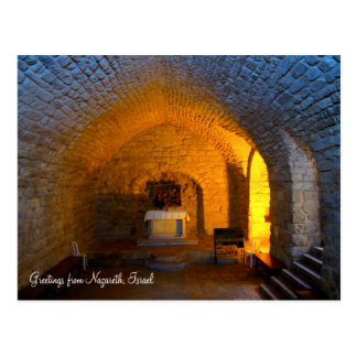 Synagogue Church Postcard