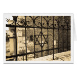 Synagogue in Kazimierz Greeting Card