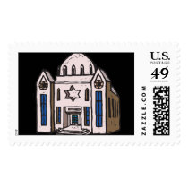 Synagogue Postage