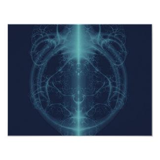 """Synapse 4.25"""" X 5.5"""" Invitation Card"""