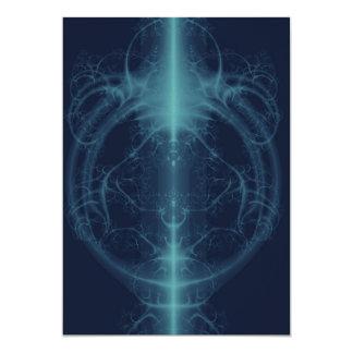 """Synapse 5"""" X 7"""" Invitation Card"""