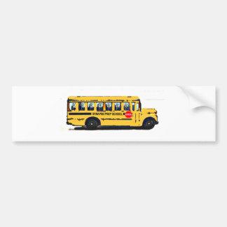 Synapse Prep School Bumper Sticker