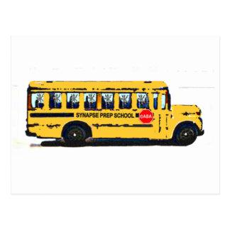 Synapse Prep School Postcard