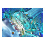 Synapse profile card large business cards (Pack of 100)