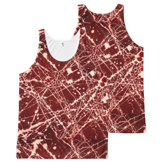 SYNAPSES (an abstract art design) ~.jpg All-Over-Print Tank Top
